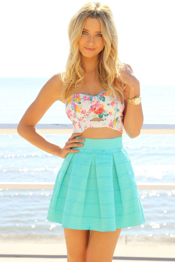 Модные тенденции лето 2014 01