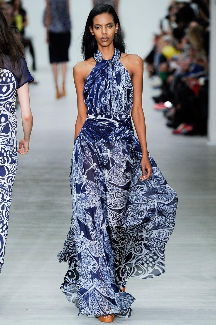 Модные тенденции лето 2014 09