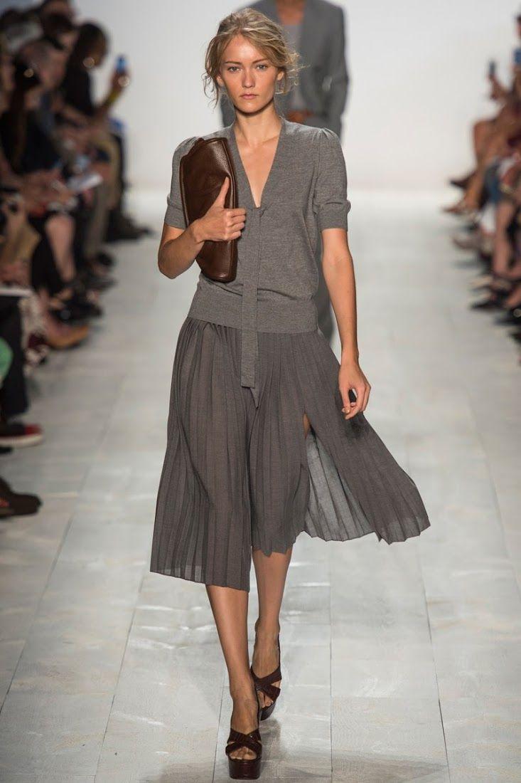 Модные тенденции лето 2014 10