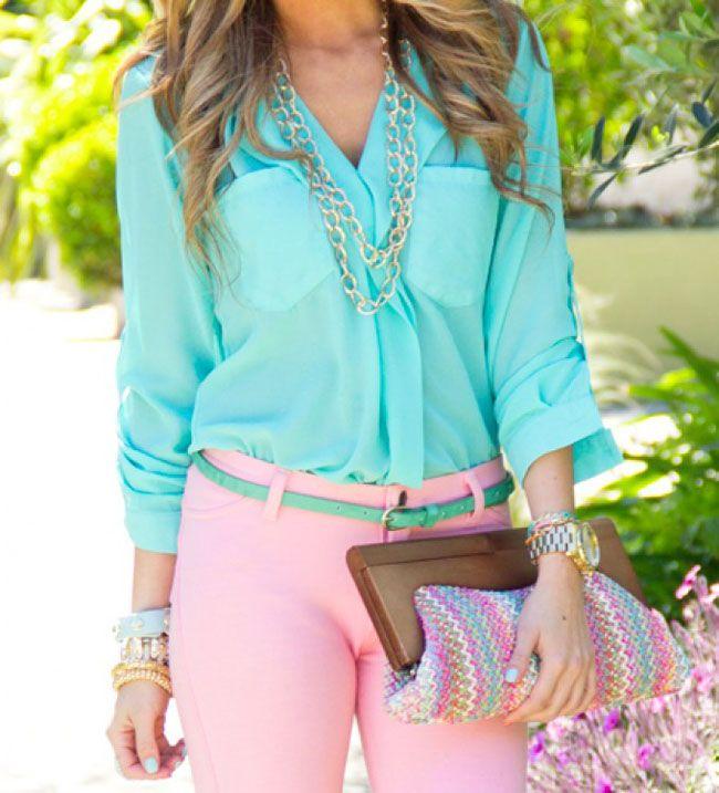 Модные тенденции лето 2014 11