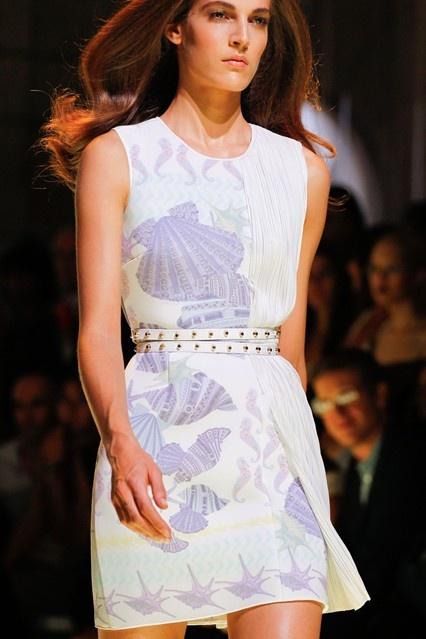 Модные тенденции лето 2014 15
