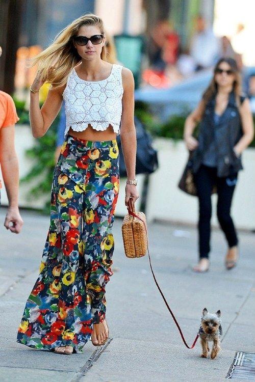 Модные тенденции лето 2014 18