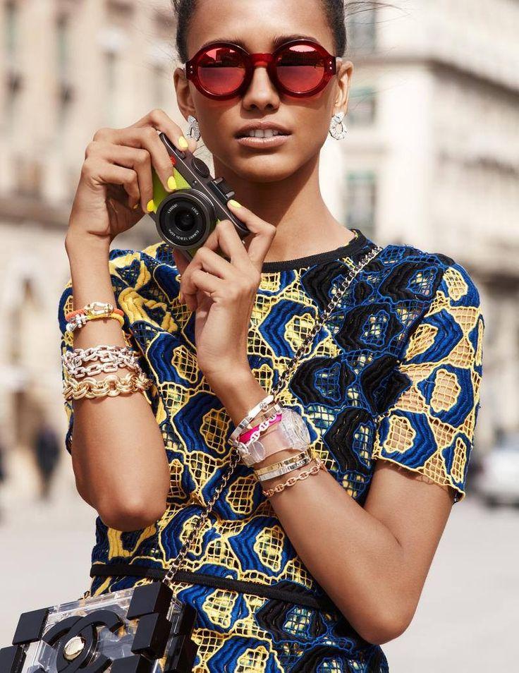 Модные тенденции лето 2014 19