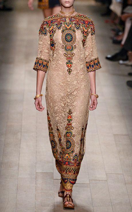 Модные тенденции лето 2014 22