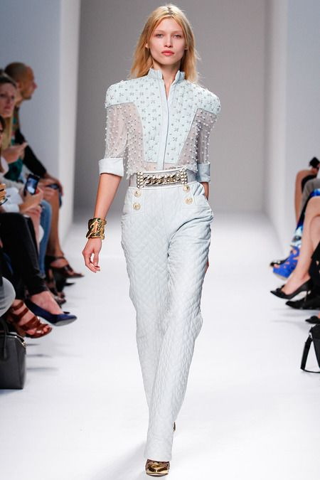 Модные тенденции лето 2014 29