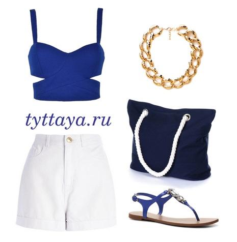 капсульный гардероб лето 14