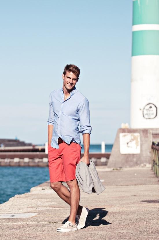 лето 2014 мужская мода 01