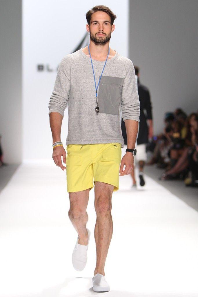 лето 2014 мужская мода 07