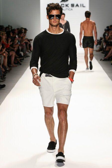 лето 2014 мужская мода 10
