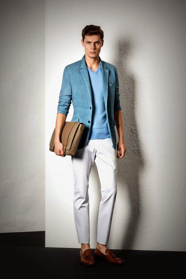лето 2014 мужская мода 14