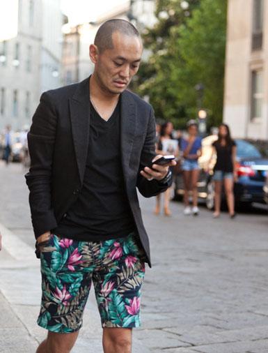 лето 2014 мужская мода 23