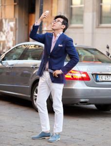 Лето 2014 Мужская мода
