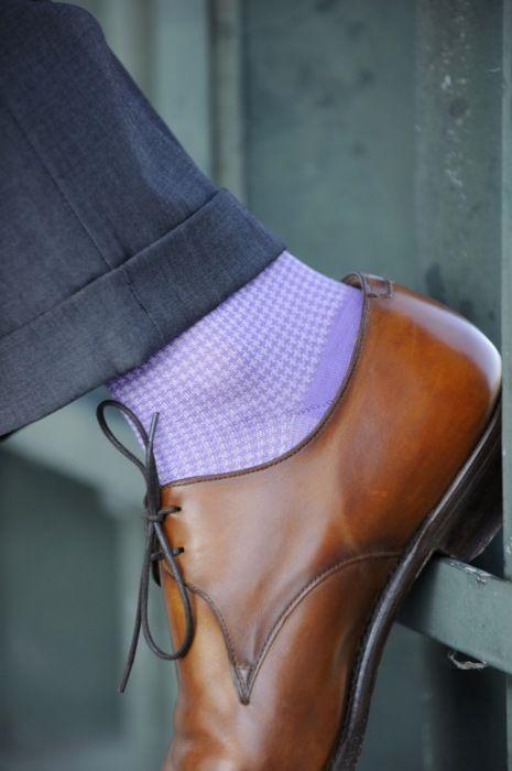 цветные мужские носки 03