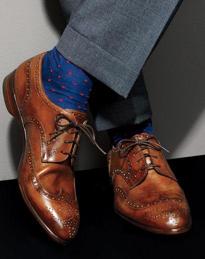 цветные мужские носки 04