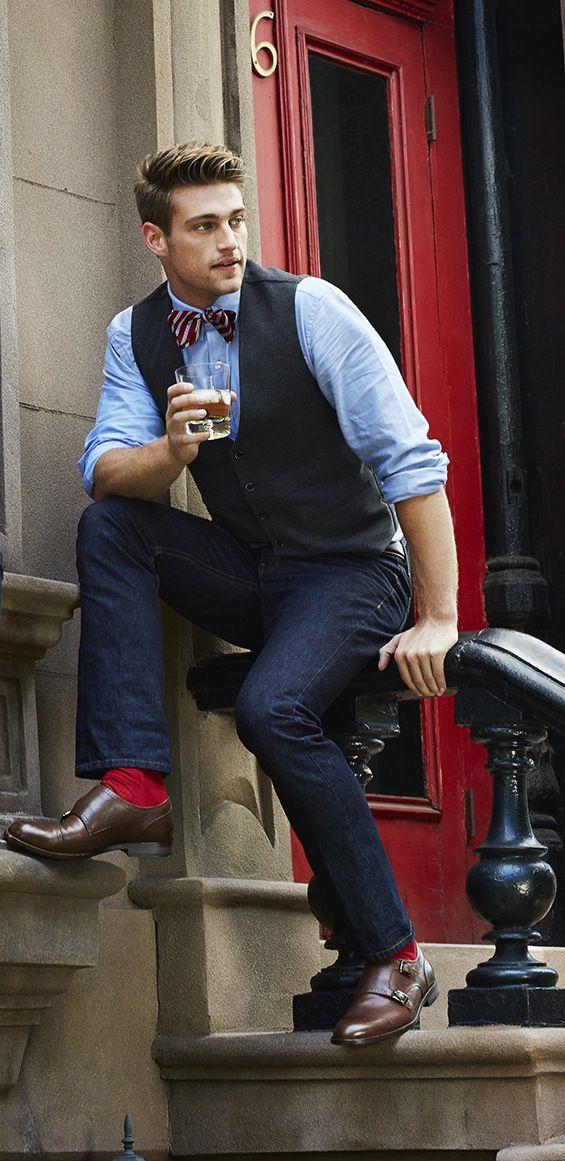 цветные мужские носки 05