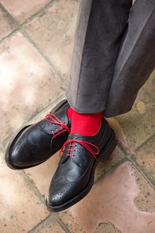 цветные мужские носки 19