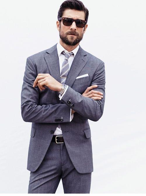 как носить зажим для галстука 13
