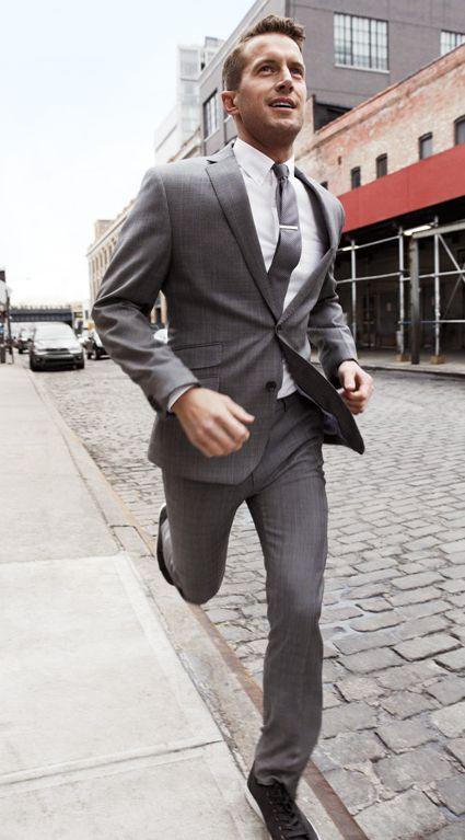 как носить зажим для галстука 15