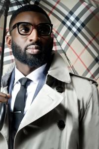 Как носить зажим для галстука?
