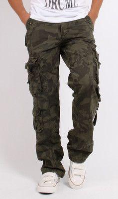 одежда хаки мужской стиль 19