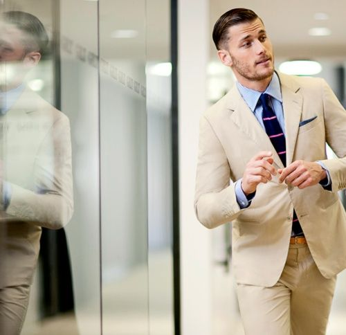 одежда хаки мужской стиль 38