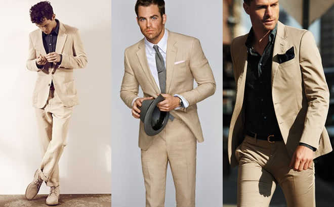 одежда хаки мужской стиль 39