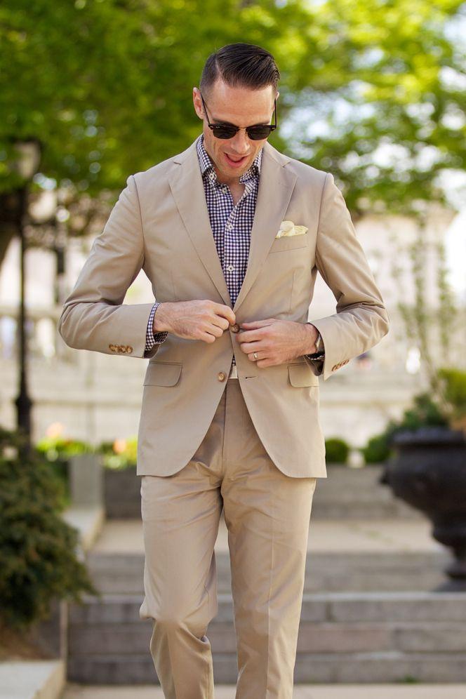 одежда хаки мужской стиль 43