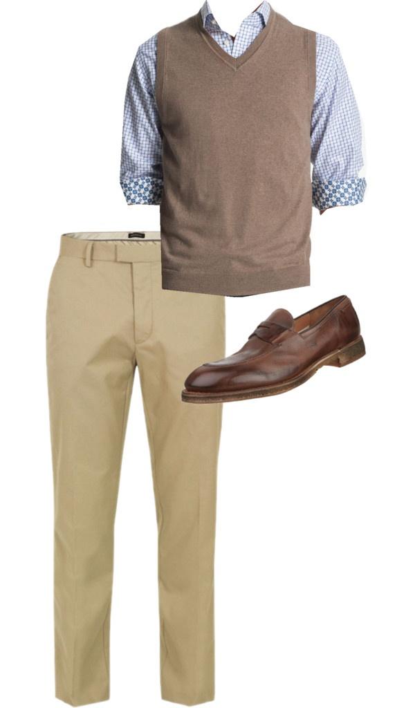 одежда хаки мужской стиль 47