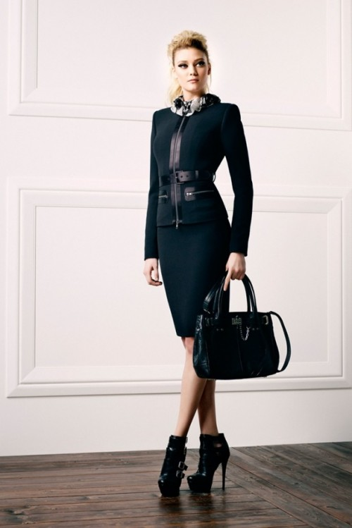стильная одежда для работы офиса 12