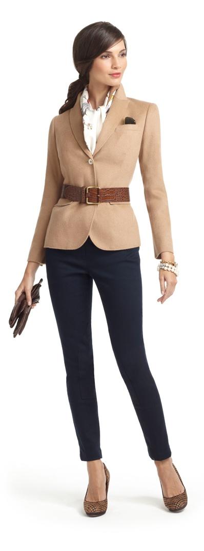 стильная одежда для работы офиса 14