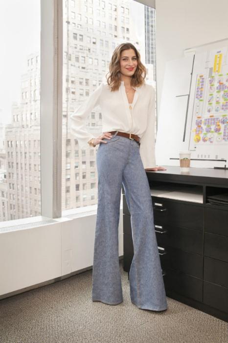 стиль бизнес леди одежда 12