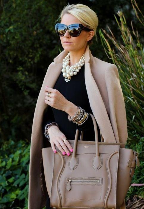 стиль бизнес леди одежда 15