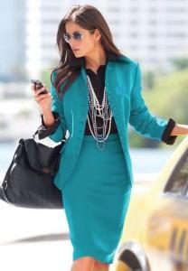 Как создать образ бизнес-леди?