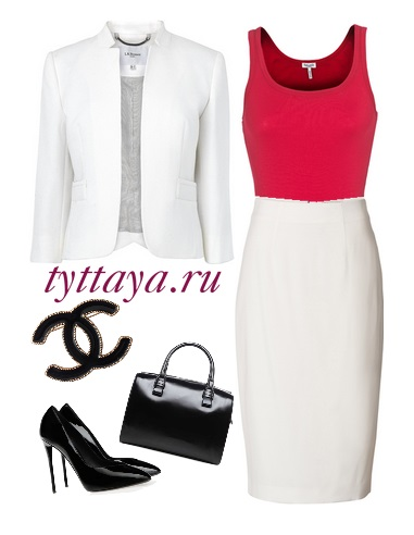 стиль бизнес леди одежда 23