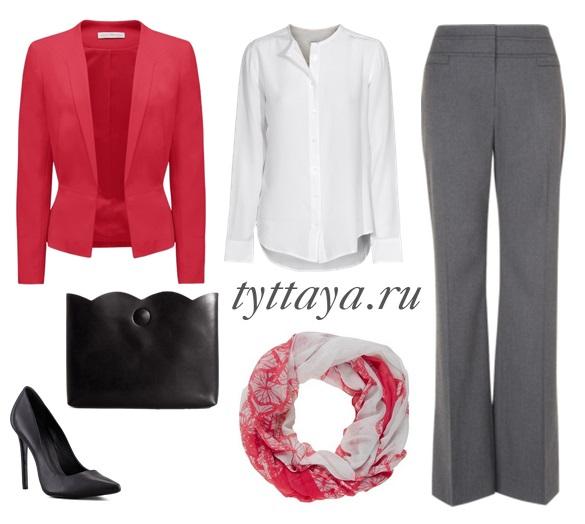 стиль бизнес леди одежда 25