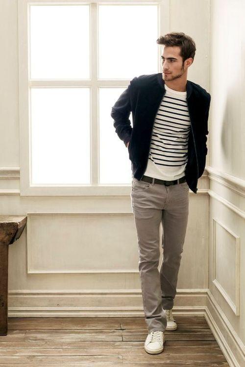 Мужская мода осень 2014 01