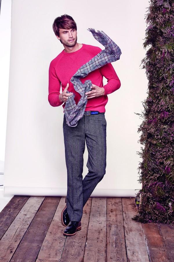 Мужская мода осень 2014 11