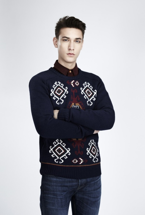 Мужская мода осень 2014 23