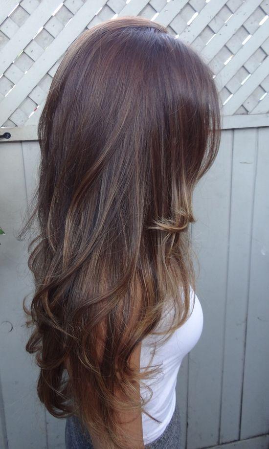 бесцветное окрашивание волос 06