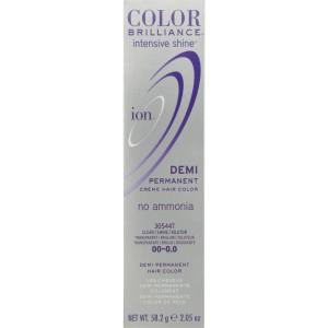 Бесцветное окрашивание волос