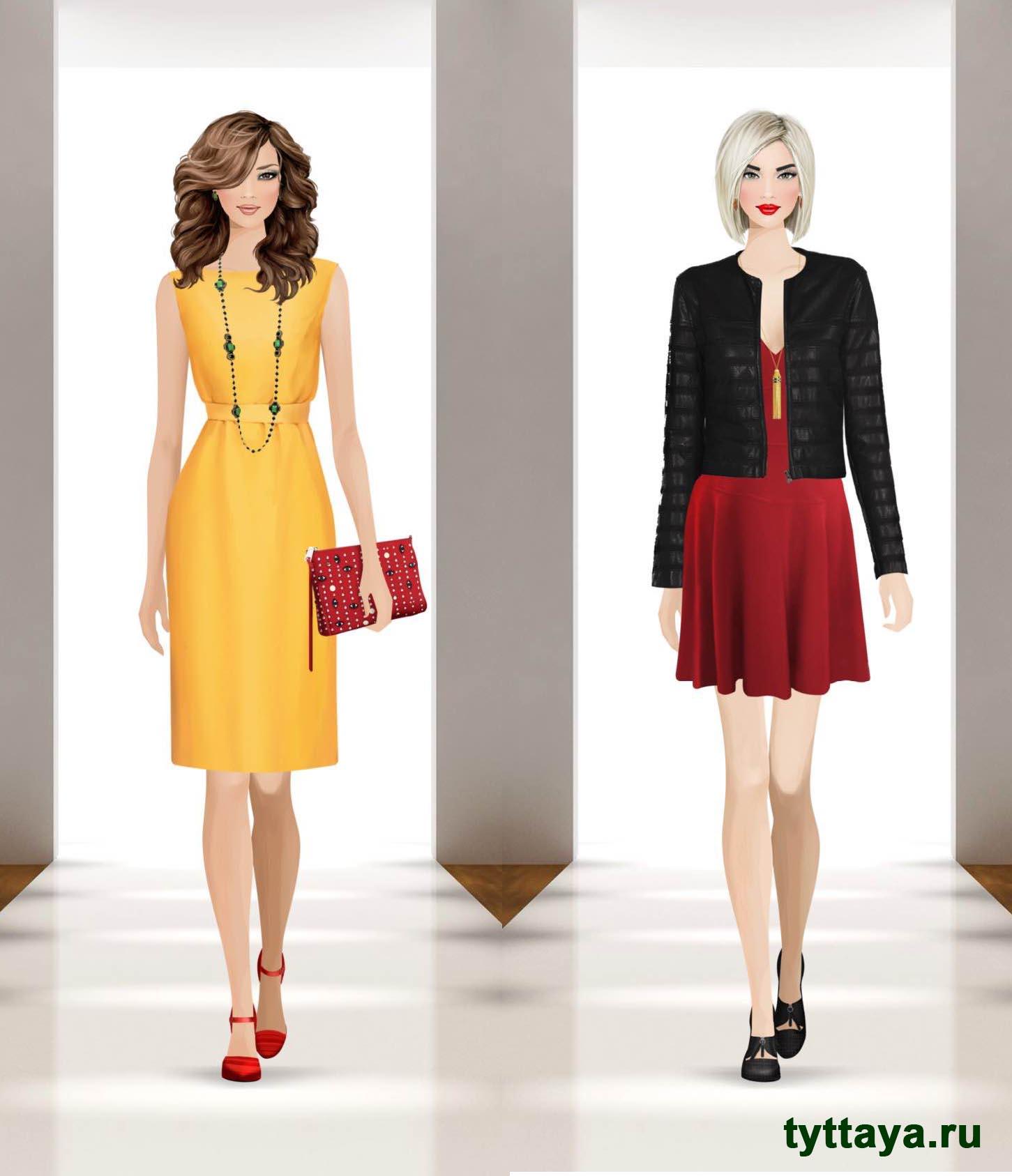 Как подобрать обувь к платью  Примеры стильных образов 85fddf75a37bb
