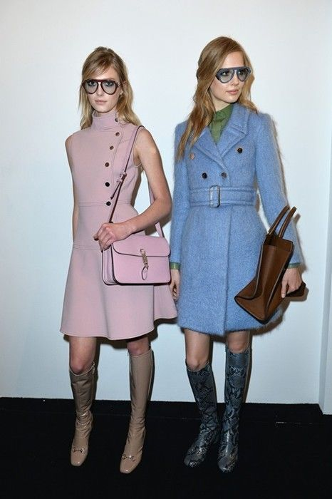 мода тенденции осень зима 2014 2015 06