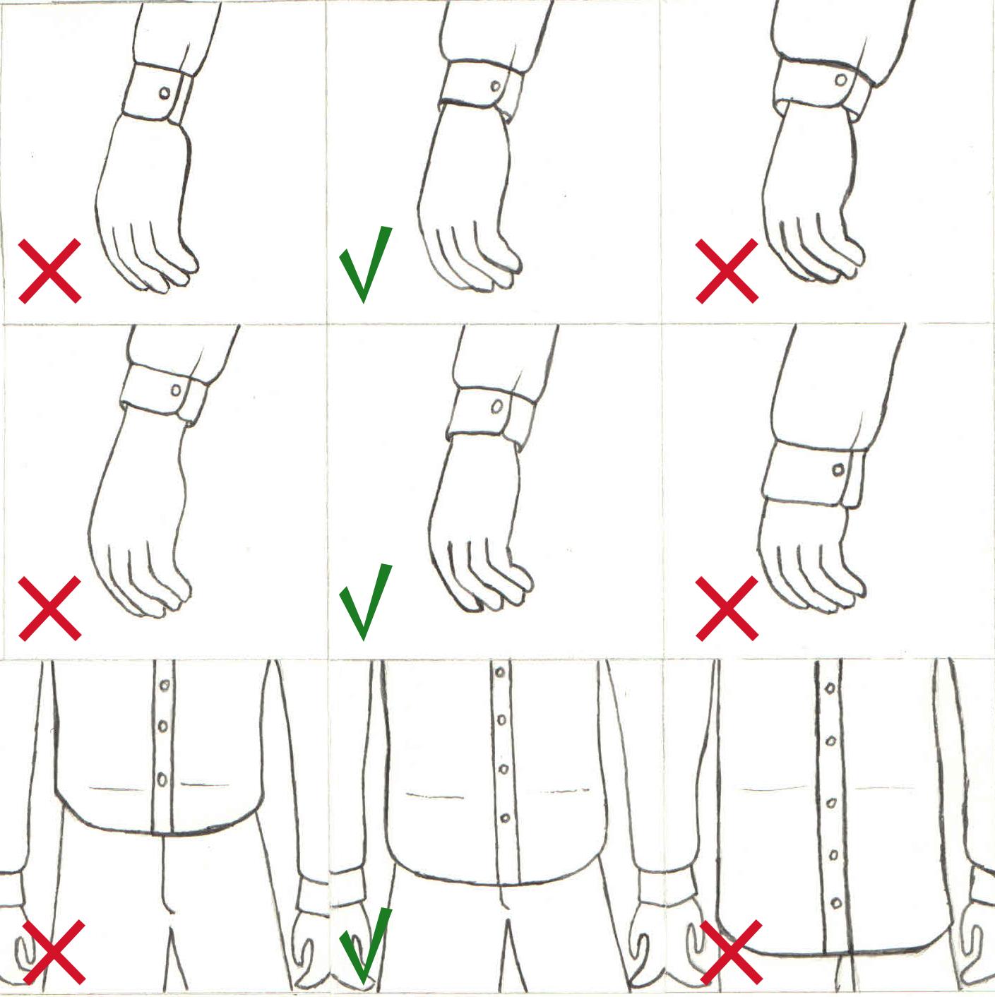 bca26d5ee31fcb4 Как выбрать мужскую рубашку? Правила