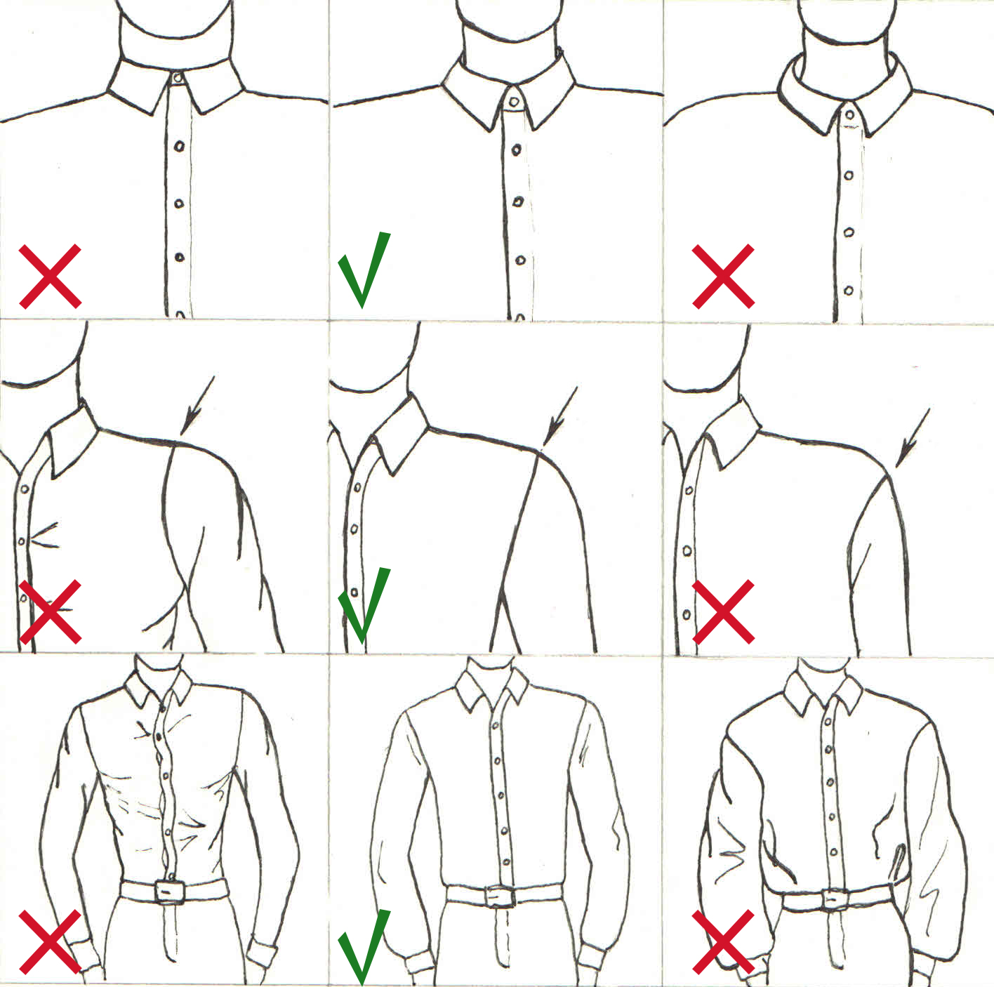рубашка мужская 11
