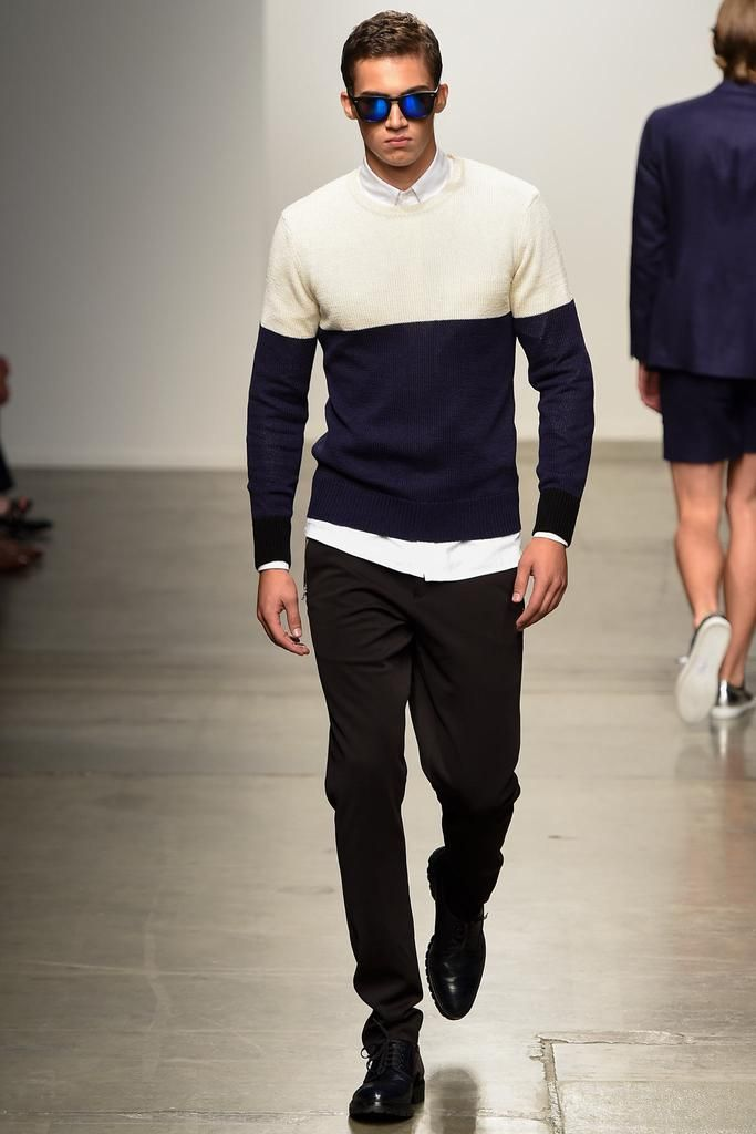 Ovadia & Sons Spring 2015 Menswear Found on style.com
