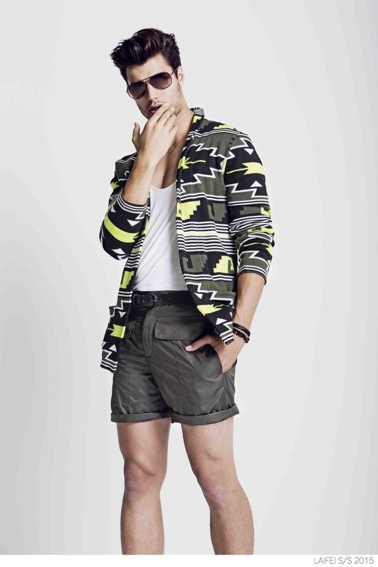 Laifei spring summer 2015 Found on thefashionisto.com