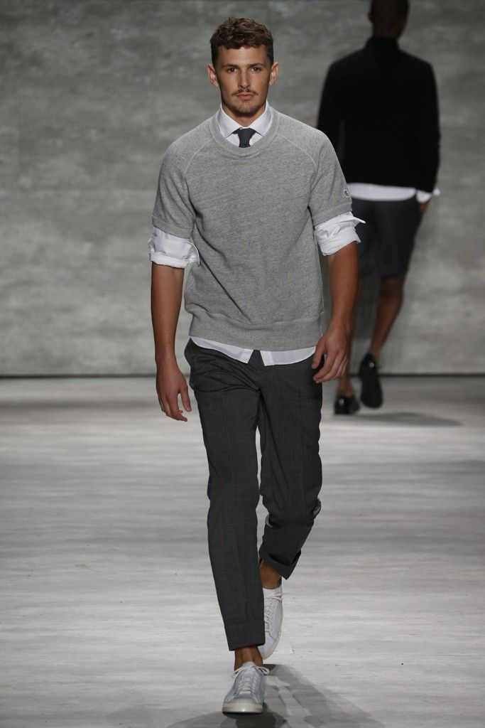 Todd Snyder Men's RTW Spring 2015 Found on wwd.com