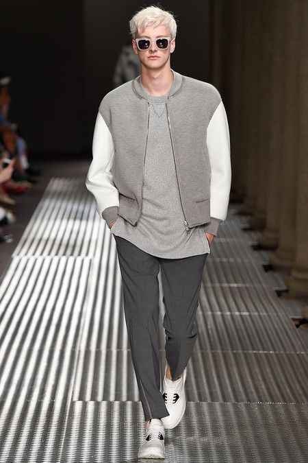 Neil Barrett | Spring 2015 Found on style.com