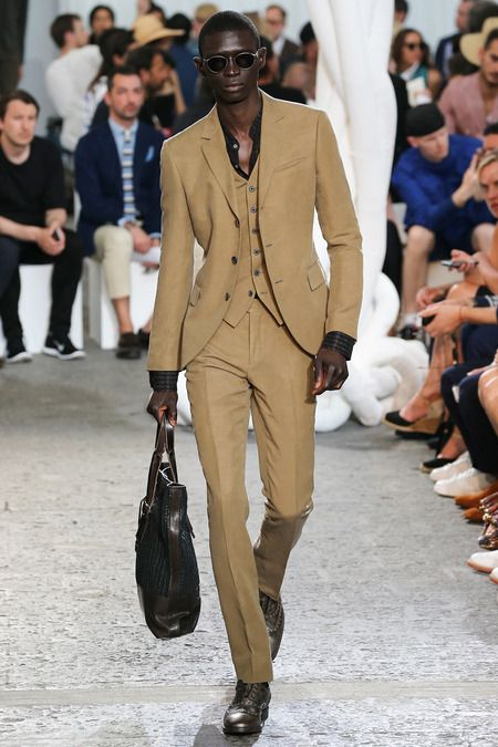John Varvatos | Spring 2015 Menswear Collection Found on gq.com
