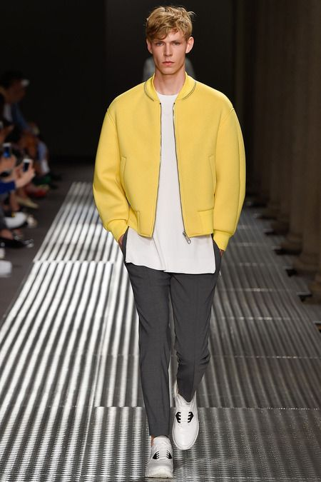 Neil Barrett | Spring 2015 Menswear Collection Found on style.com